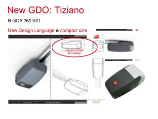 New GDO: Tiziano