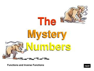 The  Mystery   Numbers