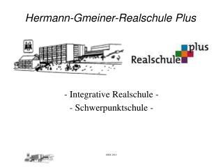 Hermann-Gmeiner-Realschule Plus