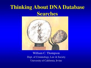 Thinking About DNA Database Searches