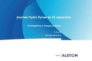 Journée Hydro Dynae du 26 septembre