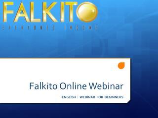 Falkito Online Webinar