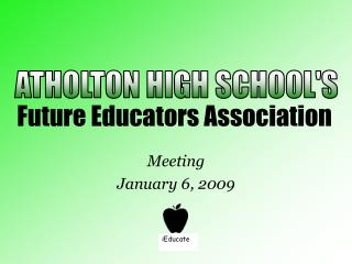 Future Educators Association