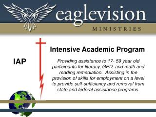 Intensive Academic Program