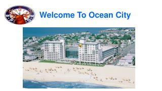 Welcome To Ocean City