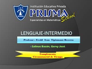 Lenguaje-Intermedio
