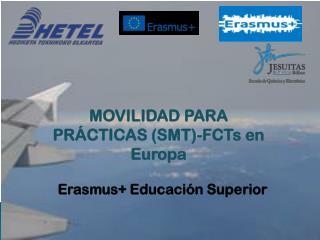 Erasmus+ Educación Superior