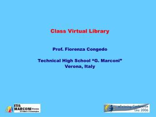 Class Virtual Library