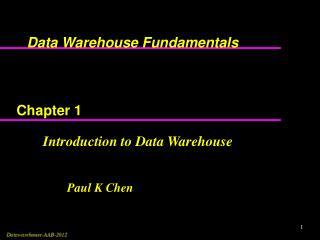 Paul K Chen