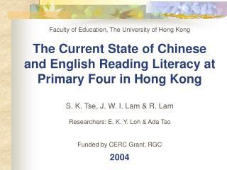 Faculty of Education, The University of Hong Kong