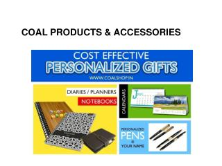 Personalized & Customized Gifts for Corporate & Promotion