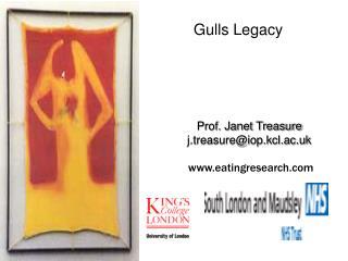 Prof. Janet Treasure j.treasureiop.kcl.ac.uk   eatingresearch
