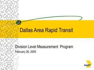 Dallas Area Rapid Transit
