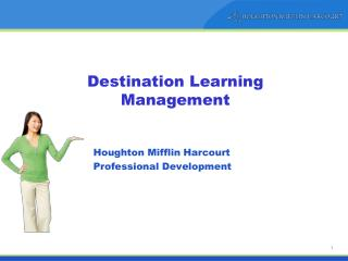 Destination Learning Management