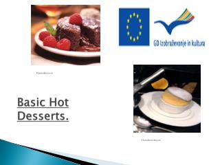 Basic Hot Desserts.
