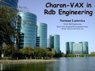Charon-VAX in  Rdb Engineering