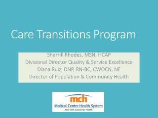 Care Transitions Program