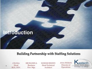 Building Partnership with Staffing Solutions