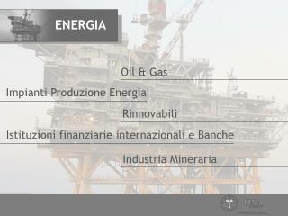 Impianti Produzione Energia