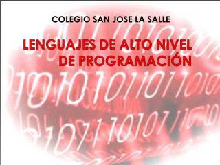 COLEGIO SAN JOSE LA SALLE
