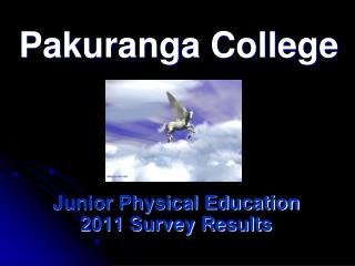 Pakuranga College