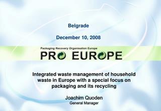 Belgrade December 10, 2008