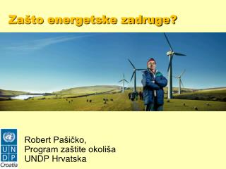 Zašto energetske zadruge?