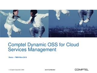 Comptel Dynamic OSS for Cloud Services Management