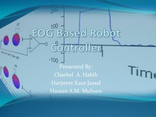 EOG Based Robot  Controller