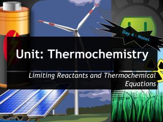 Unit: Thermochemistry
