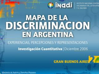 Introducción al segundo informe: Conurbano Bonaerense (GBA) Por María José Lubertino