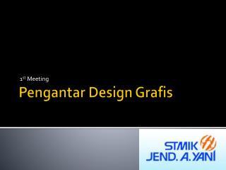 Pengantar  Design  Grafis