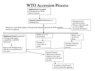 WTO Accession Process