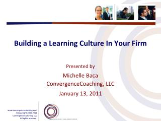 Building a Learning Culture In Your Firm