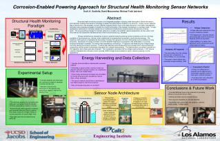 Corrosion-Enabled Powering Approach for Structural Health Monitoring Sensor Networks