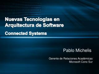 Pablo Michelis