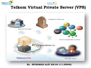Telkom Virtual Private Server (VPS)