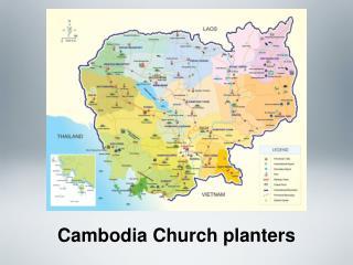 Cambodia Church planters