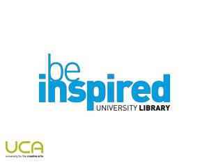 The Library's Digital Holdings  14,000 e-journals  52 licensed databases