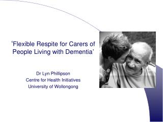 ' Flexible Respite for Carers of People Living with Dementia '