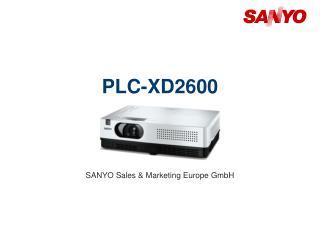 PLC-XD2600