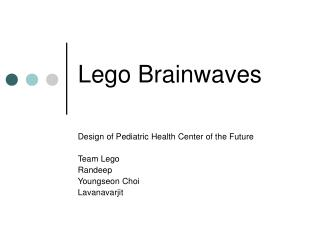 Lego Brainwaves