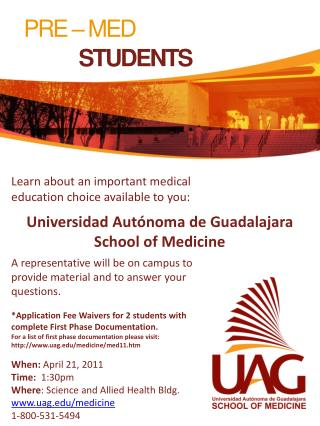 Universidad Autónoma de Guadalajara School of Medicine