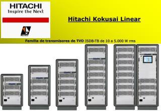 Hitachi Kokusai Linear