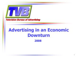 Advertising in an Economic Downturn