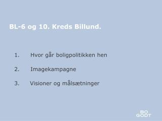 BL-6 og 10. Kreds Billund.
