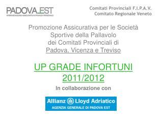 Comitati Provinciali F.I.P.A.V. Comitato Regionale Veneto