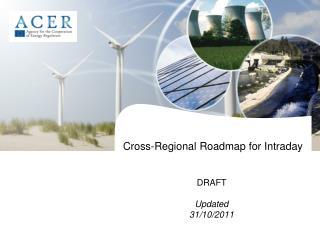 Cross-Regional Roadmap for Intraday