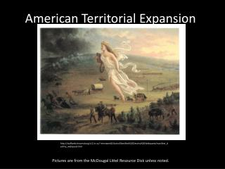 American Territorial Expansion