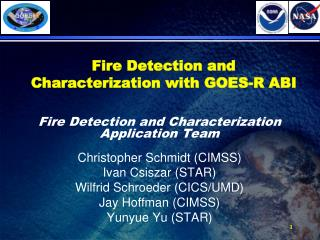 Fire Detection and Characterization with GOES-R ABI